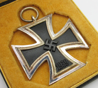 LDO Cased 2nd Class Iron Cross by 100