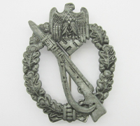 Silver Infantry Assault Badge by JFS