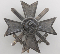 1st Class War Merit Cross with Swords by 3