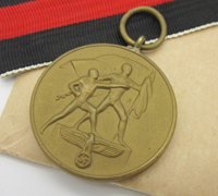 Sudentenland Commemorative Medal in Packet
