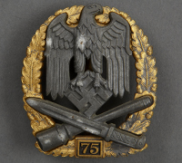 Grade IV General Assault Badge by JFS