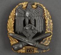 Grade IV General Assault Badge by JFS