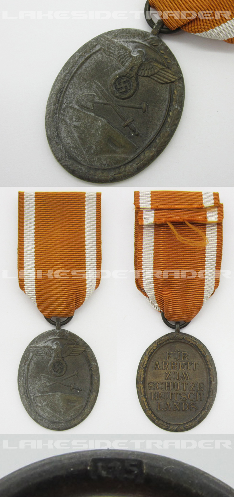 West Wall Medal by L15