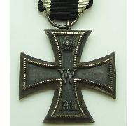 Imperial Iron Cross 2nd Class by KO