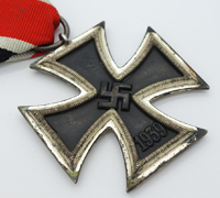 2nd Class Iron Cross by 113