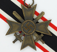 2nd Class War Merit Cross with Swords