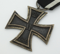 Imperial 2nd Class Iron Cross by KO