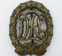Bronze DRL Sports Badge