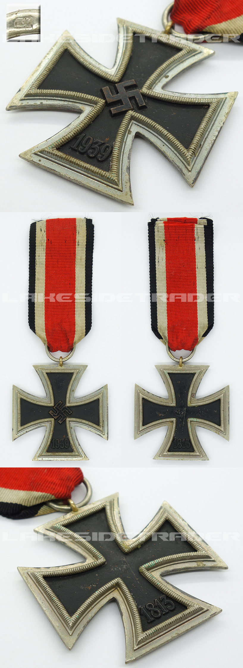 2nd Class Iron Cross by 7