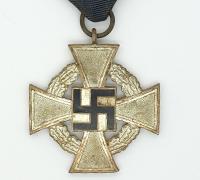 25 Year Faithful Service Cross