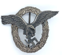 Luftwaffe Pilot Badge by BSW