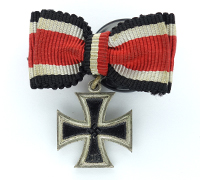 Miniature Buttonhole Knights Cross