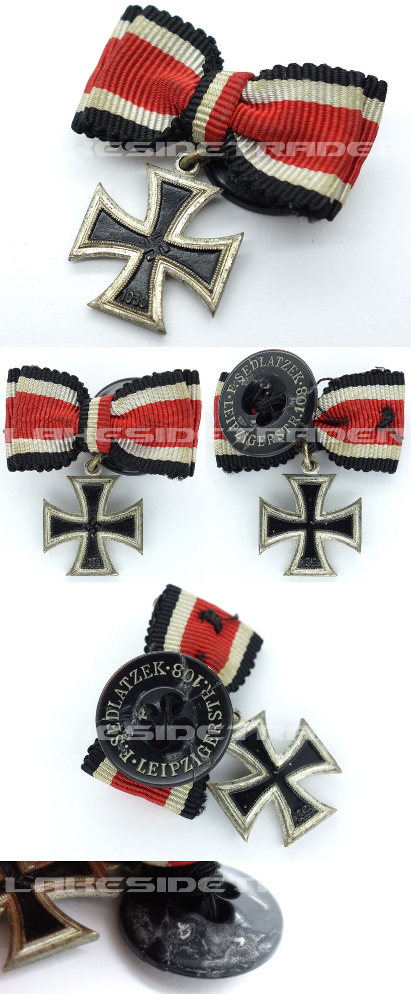 Miniature Buttonhole Knights Cross by L/11