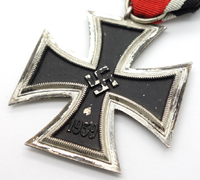 Schinkel - 2nd Class Iron Cross by F. W. Assmann
