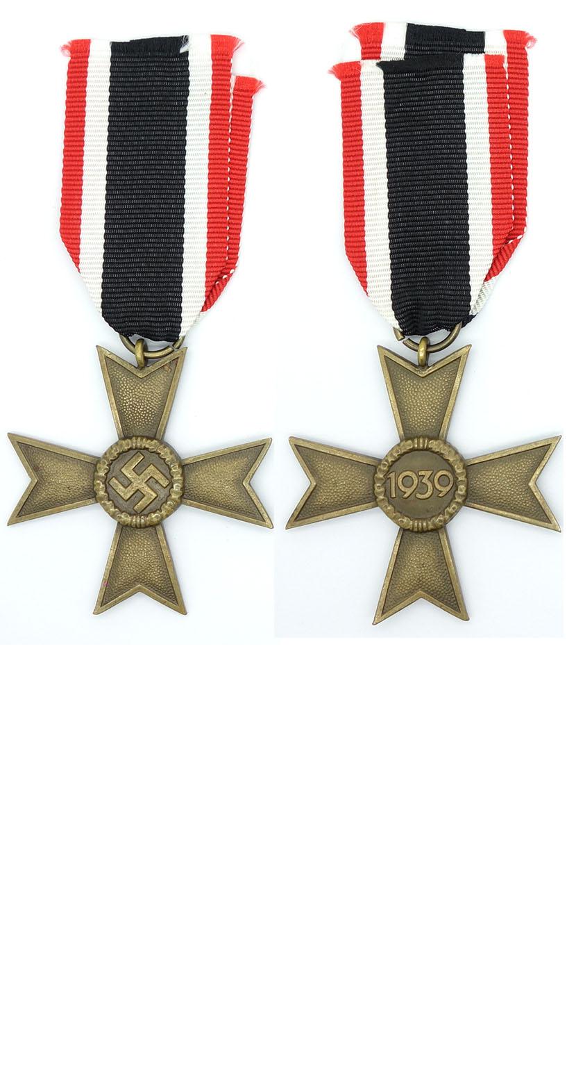 2nd Class War Merit Cross by 66
