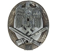 Grade III General Assault Badge by RK