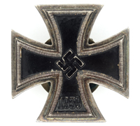 Interesting - 1st Class Iron Cross