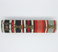 Five Piece Ribbon Bar