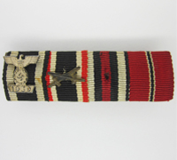 Four Piece Ribbon Bar