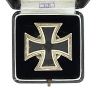 Cased 1st Class Iron Cross by L/51