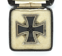 Cased 1st Class Iron Cross by L/13