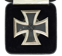 Cased 1st Class Iron Cross by L/52