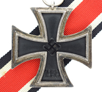 Early Schinkel (Half Schinkel) - 2nd Class Iron Cross