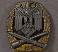 General Assault Badge with