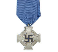 25 Year Faithful Service Cross