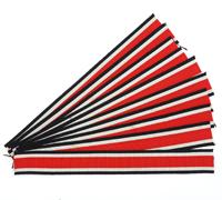 2nd Class Iron Cross Ribbon ‐ 27mm