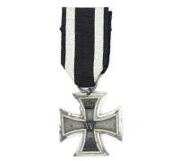 Imperial 2nd Class Iron Cross by Fr