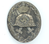 Silver Wound badge by L/12 Juncker