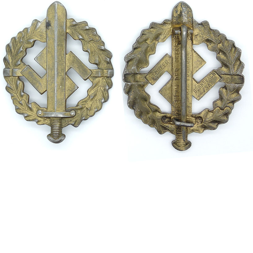 Bronze SA Sports Badge
