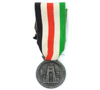 Italian-German African Campaign Medal