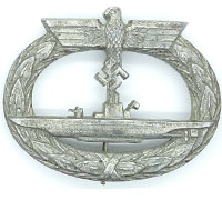 U-Boat Badge by GWL
