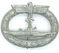 U-Boat Badge by GWL