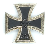 1st Class Iron Cross by L/16