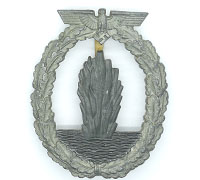 Navy Minesweeper Badge by Foerster & Barth