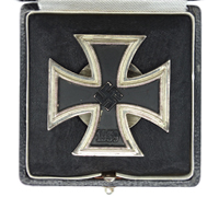 Cased 1st Class Iron Cross by L/54