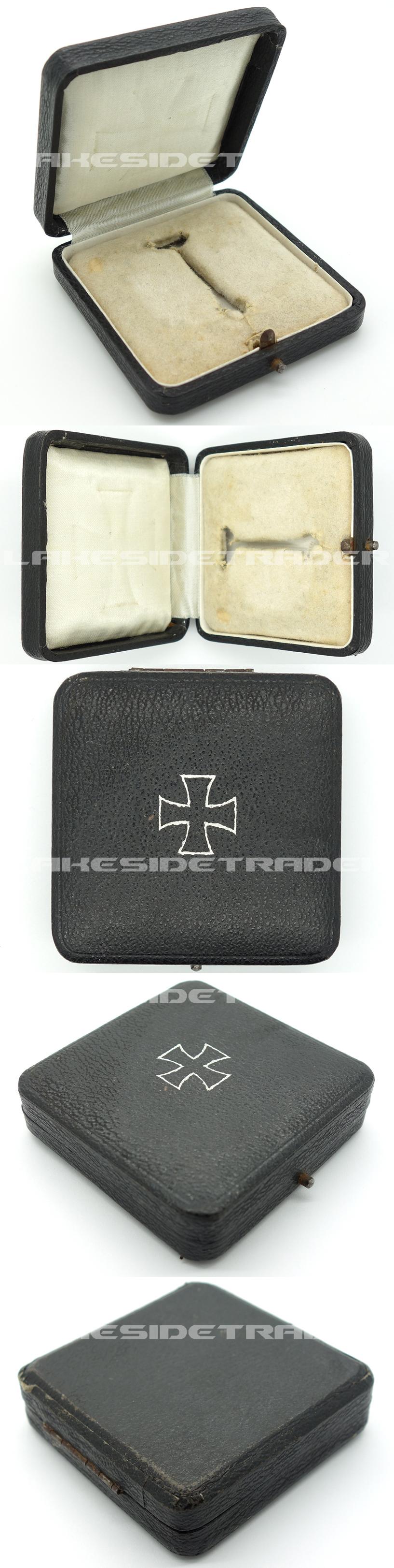 1st Class Iron Cross Case