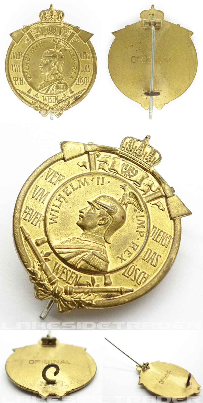 Imperial Fire Service Merit Medal