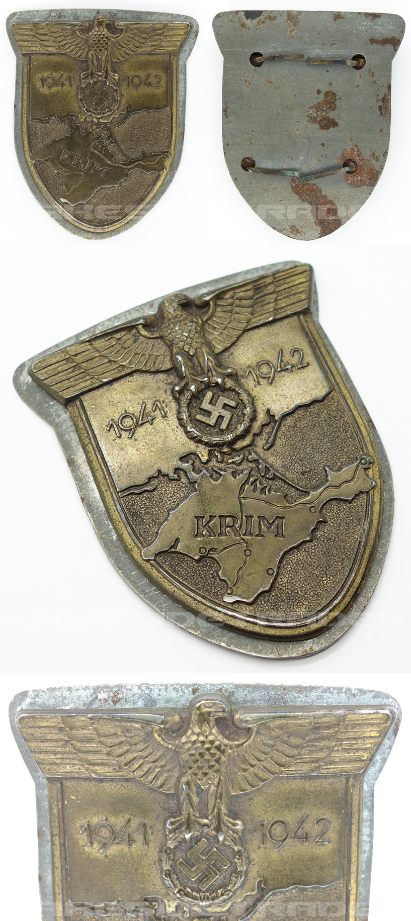 Krim Campaign Arm Shield