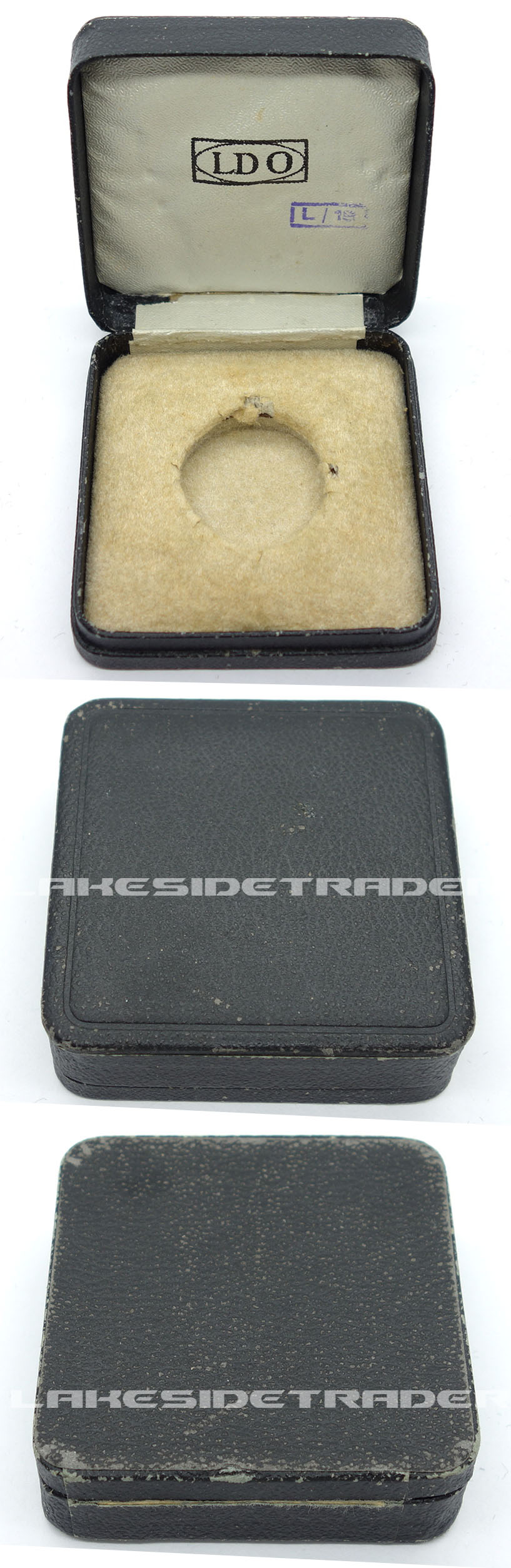Case for a Screwback 1st Class Iron Cross by L/18