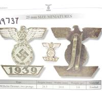 Prinzen - 2nd Class Spange by Wilhelm Deumer