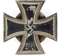 Ultra-Rare – 1st Class Iron Cross by Assmann