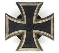 1st Class Iron Cross by L/50