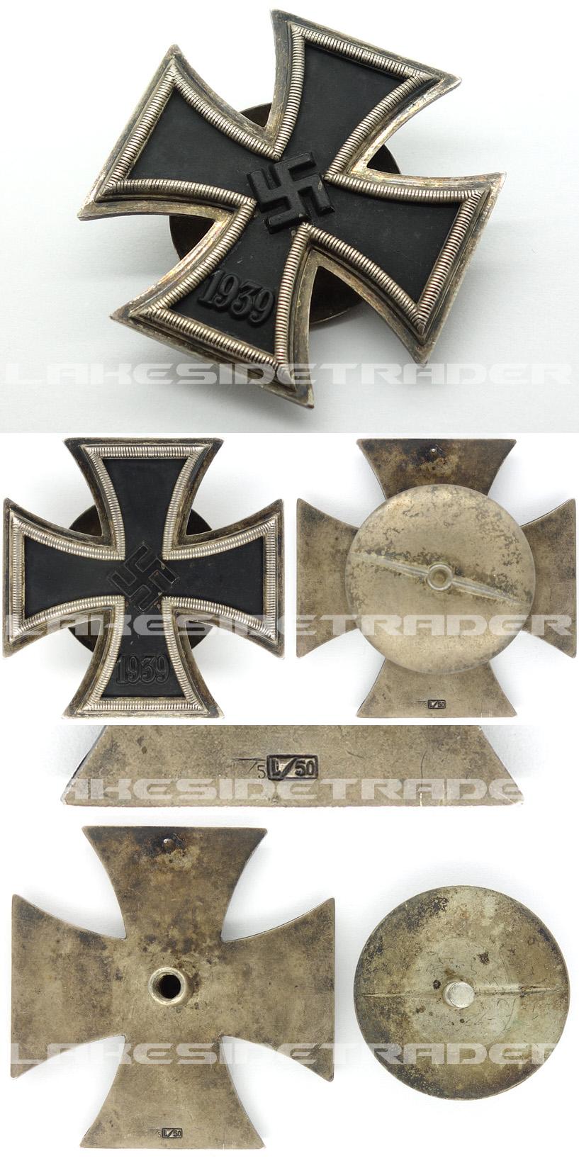 1st Class Iron Cross by L/50