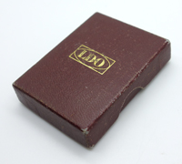 LDO Private purchase case for a wound badge