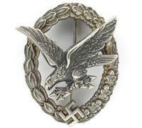 Radio Operator/Air Gunner Badge by B&N L