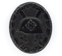 Black Wound Badge by L/52